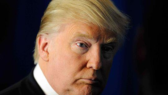 Donald Trump Shadow